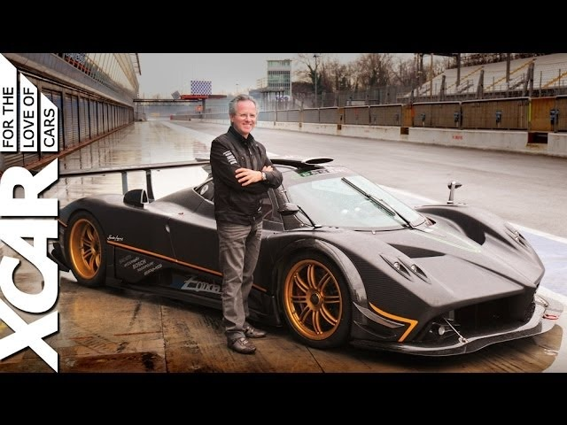 Horacio <em>Pagani</em> Interview: Renaissance Man - XCAR