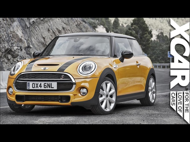 New MINI Cooper S: The closest look you'll get