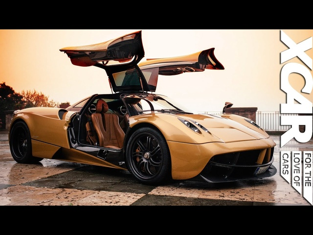 <em>Pagani</em> Huayra: Art, Emotion, Technology
