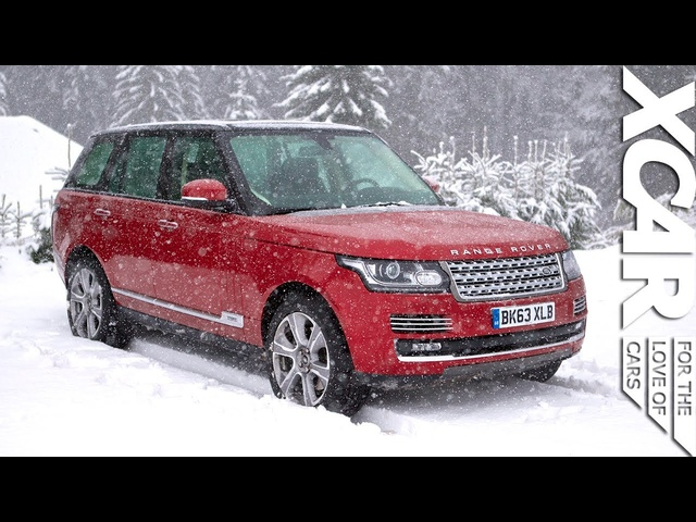 Range <em>Rover</em> Hybrid: Tearing up Nature, Saving the Planet