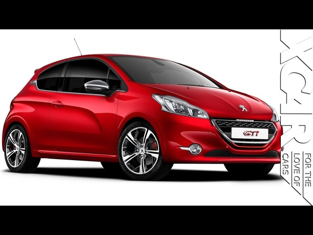 The <em>Peugeot</em> 208 GTI Is No 205 And That's A Good Thing - XCAR