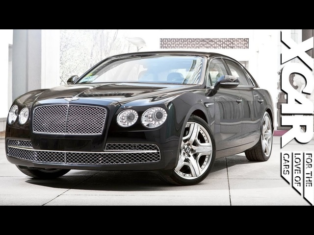 Bentley Flying Spur: Luxury Muscle? - XCAR