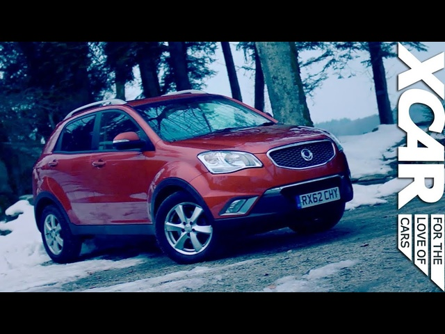 SsangYong: The Korando Is Its Eureka Moment - XCAR