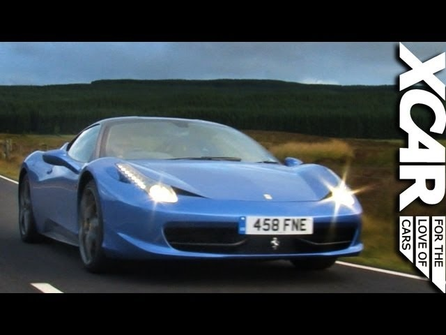 <em>Ferrari</em> 458: The Definition Of A Supercar - XCAR