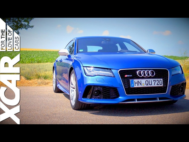 <em>Audi</em> RS 7: The Best Of All Worlds?