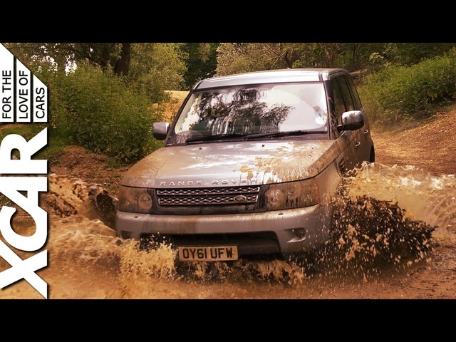 Range <em>Rover</em> Sport Mk I: Luxury Road Car, Off Road Beast Or Both? - XCAR