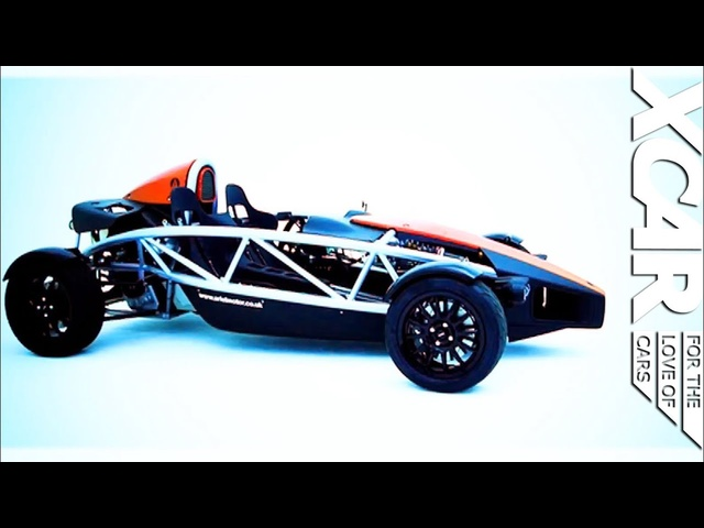 Ariel Atom: Back To Basics - XCAR