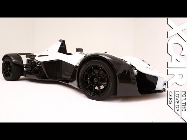 BAC Mono Vs Ariel Atom Vs KTM X-Bow Vs VUHL 05 -XCAR