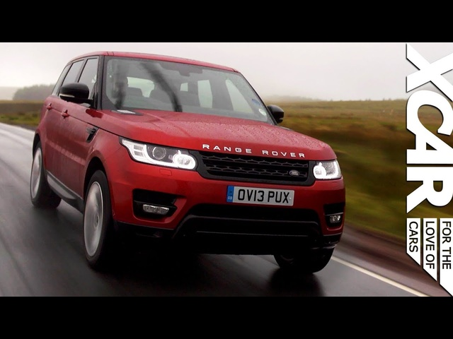 New Range <em>Rover</em> Sport: Close To Perfect? - XCAR