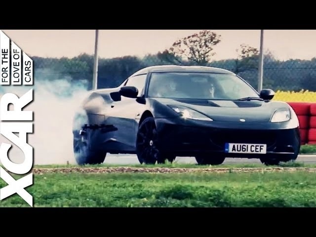 <em>Lotus</em> Evora S: A Grown Up <em>Lotus</em>? - XCAR