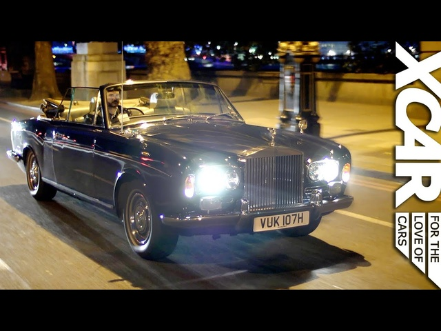 Rolls-Royce Corniche: Can You Buy Class? - XCAR
