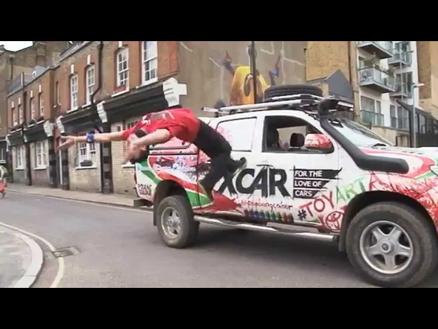 Free Running Urban Assault of London - XCAR