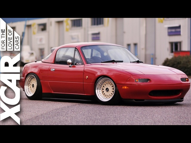 1994 Mazda Roadster: Turbocharged and Custom Design - XCAR