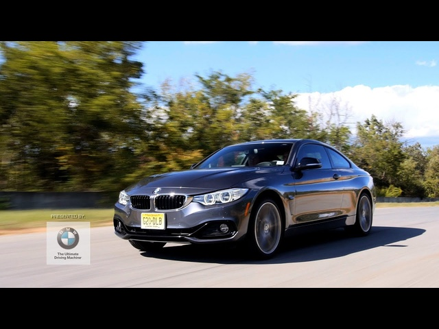 Presented By: <em>BMW</em> -- The First-Ever <em>BMW</em> 435i Takes On The Track