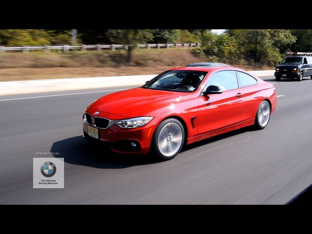 Presented By: <em>BMW</em> -- The <em>BMW</em> 4 Series Makes a Surprise Appearance
