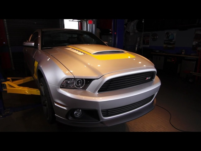2014 Roush Stage 3 <em>Ford</em> Mustang - C/D Underbelly