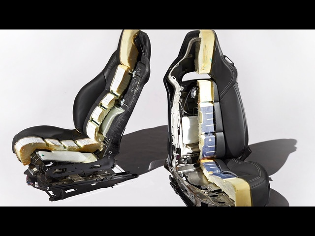 Corvette Seats Dissected: C6 vs. C7 - CAR and DRIVER