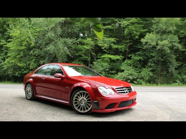 2008 <em>Mercedes</em>-Benz CLK63 AMG Black Series -Up Close & Personal -CAR and DRIVER