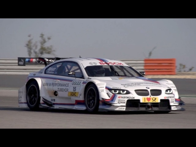 Driving the 2013 <em>BMW</em> M3 DTM - /CHRIS HARRIS ON CARS