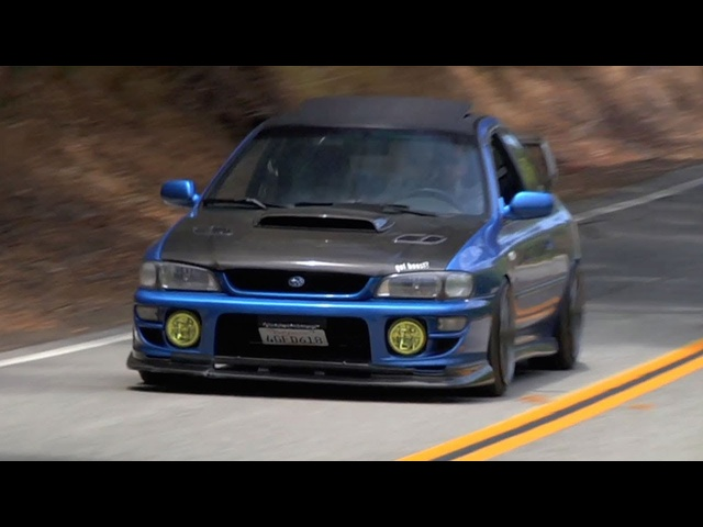 <em>Subaru</em> R-STi - JDM vs USDM: A Friendly Rivalry -- /TUNED