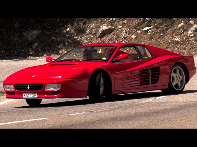 The 1992 <em>Ferrari</em> 512 TR: A /DRIVE Film.