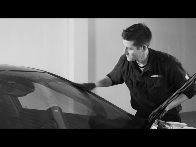 Car Glass: Cleaning and Polishing -- /DRIVE CLEAN