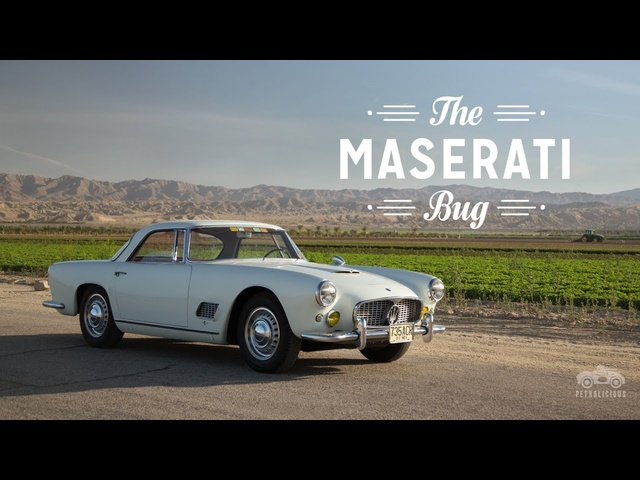 Maserati 3500GT Will Make You Fall in Love
