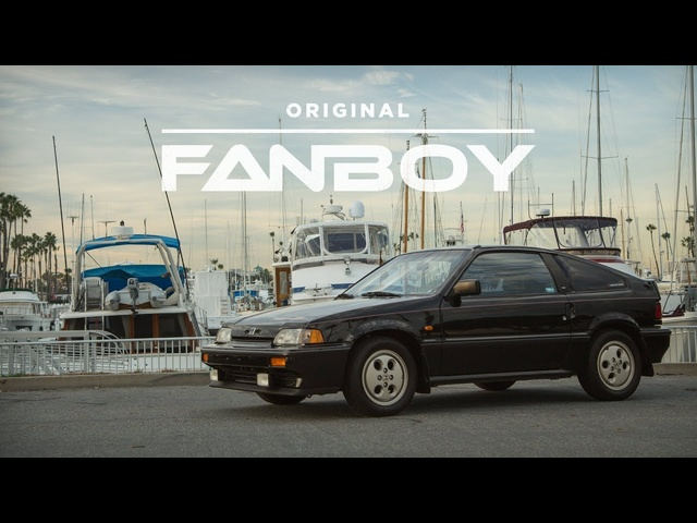 Original Owner Honors His Original <em>Honda</em> CRX