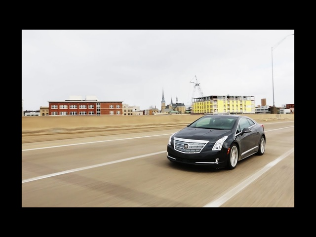 2014 <em>Cadillac</em> ELR | AROUND THE BLOCK