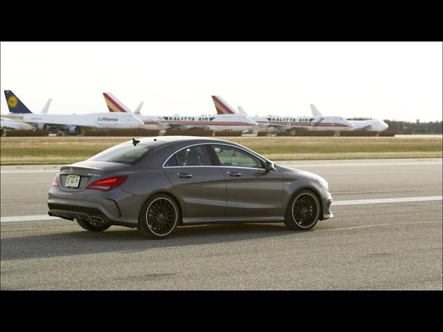 2014 <em>Mercedes</em>-Benz CLA45 AMG | STANDING MILE