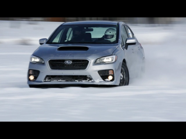 2015 <em>Subaru</em> WRX | AROUND THE BLOCK