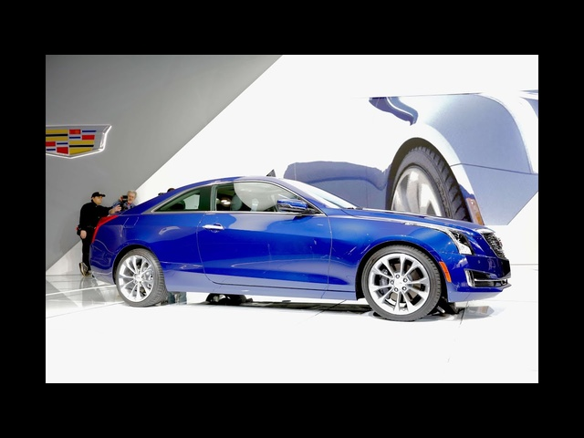 2015 Cadillac ATS Coupe | DESIGNER WALKAROUND