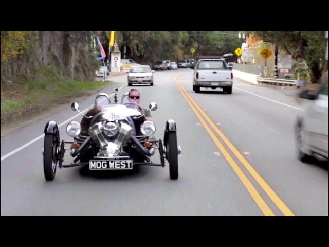 2013 Morgan 3 Wheeler | AROUND THE BLOCK