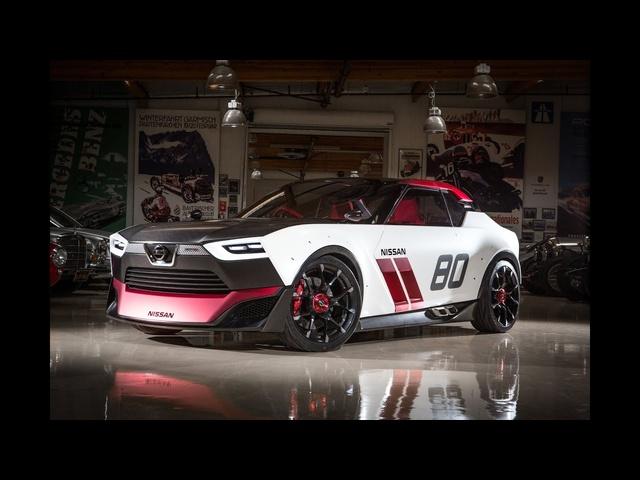 <em>Nissan</em> IDx NISMO Concept -Jay Leno's Garage