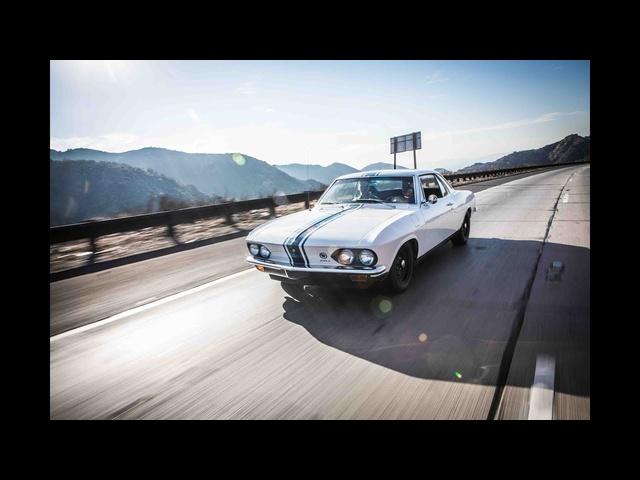 1966 Chevrolet Corvair Yenko Stinger -Jay Leno's Garage
