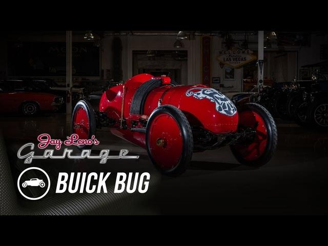 1910 Buick Bug -Jay Leno's Garage