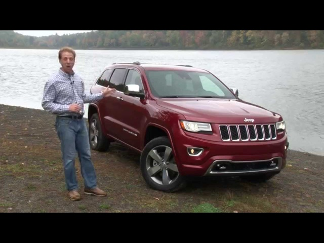 2014 <em>Jeep</em> Grand Cherokee ECODiesel - TestDriveNow.com Review with Steve Hammes
