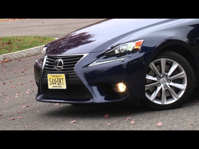 2014 Lexus IS - TestDriveNow.com Review with Steve Hammes | TestDriveNow
