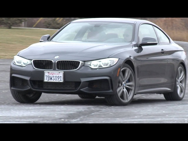 2014 <em>BMW</em> 435i - TestDriveNow.com Review with Steve Hammes