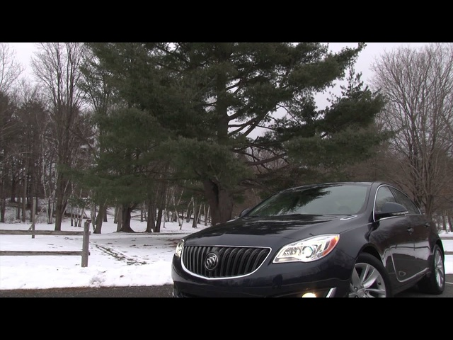 2014 Buick Regal - TestDriveNow.com Review with Steve Hammes | TestDriveNow