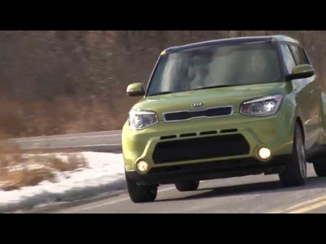 2014 <em>Kia</em> Soul - TestDriveNow.com Review with Steve Hammes