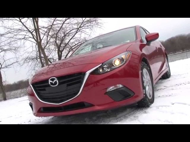 2014 <em>Mazda</em> <em>MAZDA</em>3 - TestDriveNow.com Review with Steve Hammes