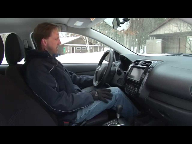 2014 Mitsubishi Mirage -TestDriveNow.com Review with Steve Hammes | TestDriveNow