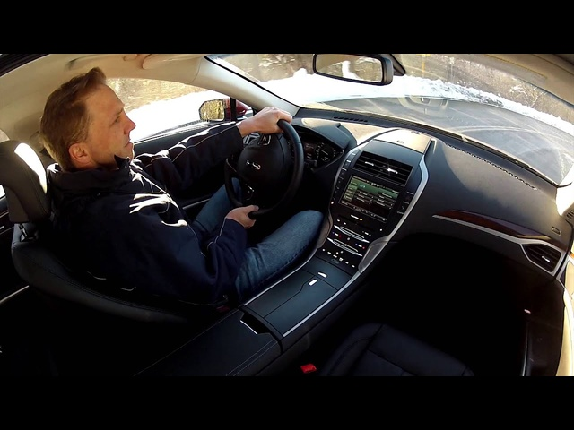 2014 Lincoln MKZ - TestDriveNow.com Review with Steve Hammes