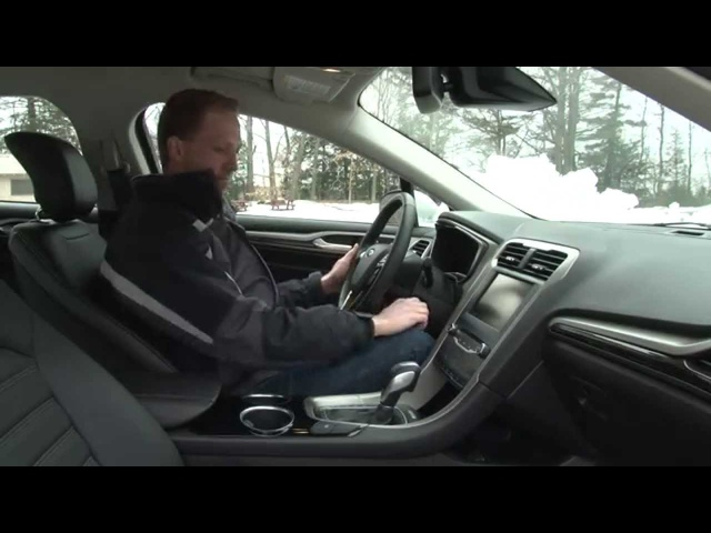 2014 <em>Ford</em> Fusion Hybrid - TestDriveNow.com Review with Steve Hammes