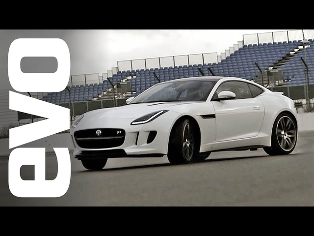 <em>Jaguar</em> F-type R Coupe: The ultimate drift machine | evo REVIEW