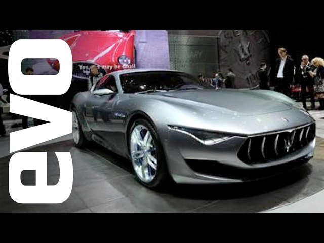 Maserati Alfieri concept at Geneva 2014 | evo MOTOR SHOWS