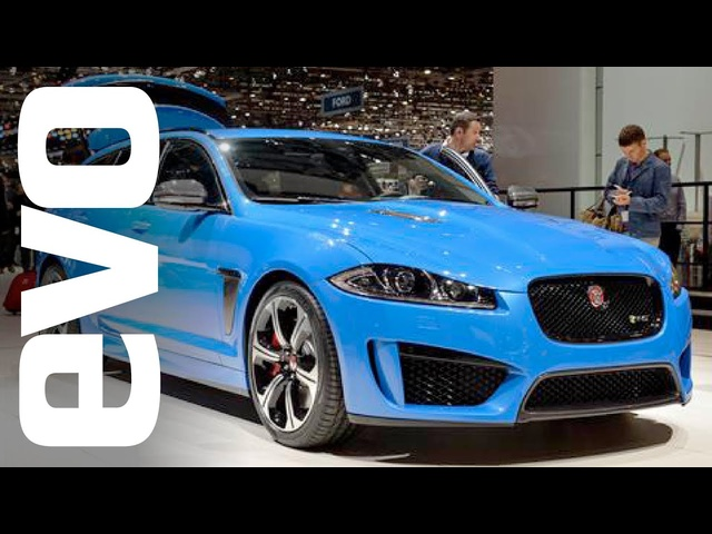 Jaguar XFR-S Sportbrake at Geneva 2014 | evo MOTOR SHOWS