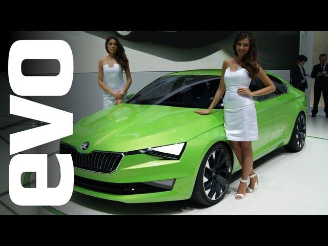 Skoda Vision C at Geneva 2014 | evo MOTOR SHOWS