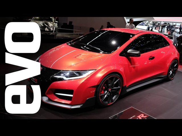 <em>Honda</em> Civic Type-R Concept at Geneva 2014 | evo MOTOR SHOWS